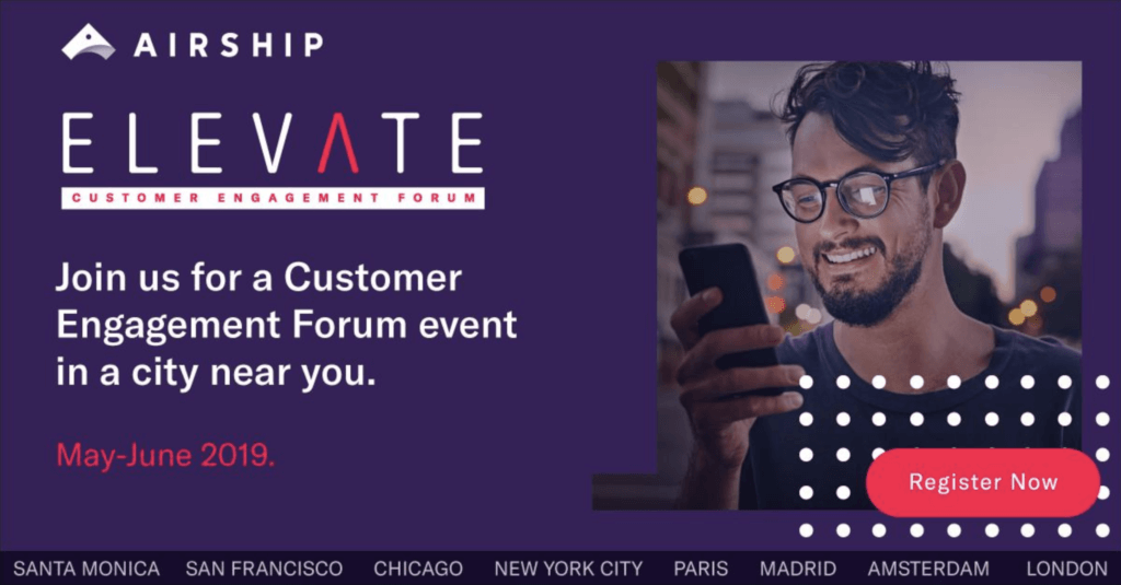 Elevate Customer Engagement Forum