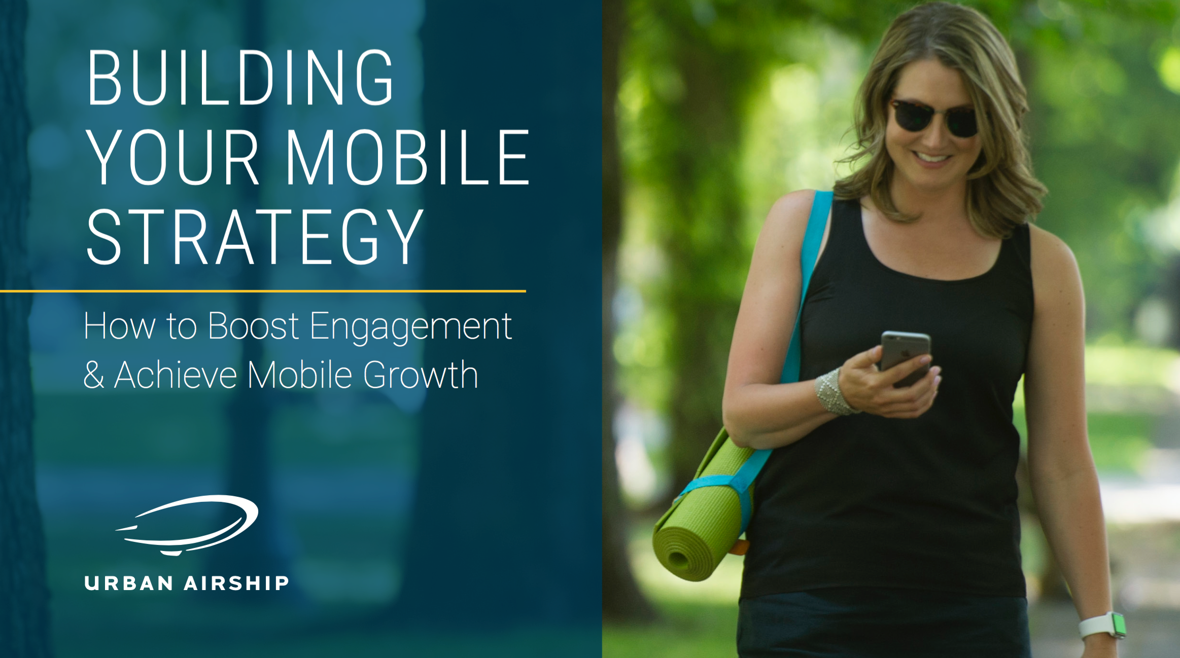 building your mobile strategy eBook cover