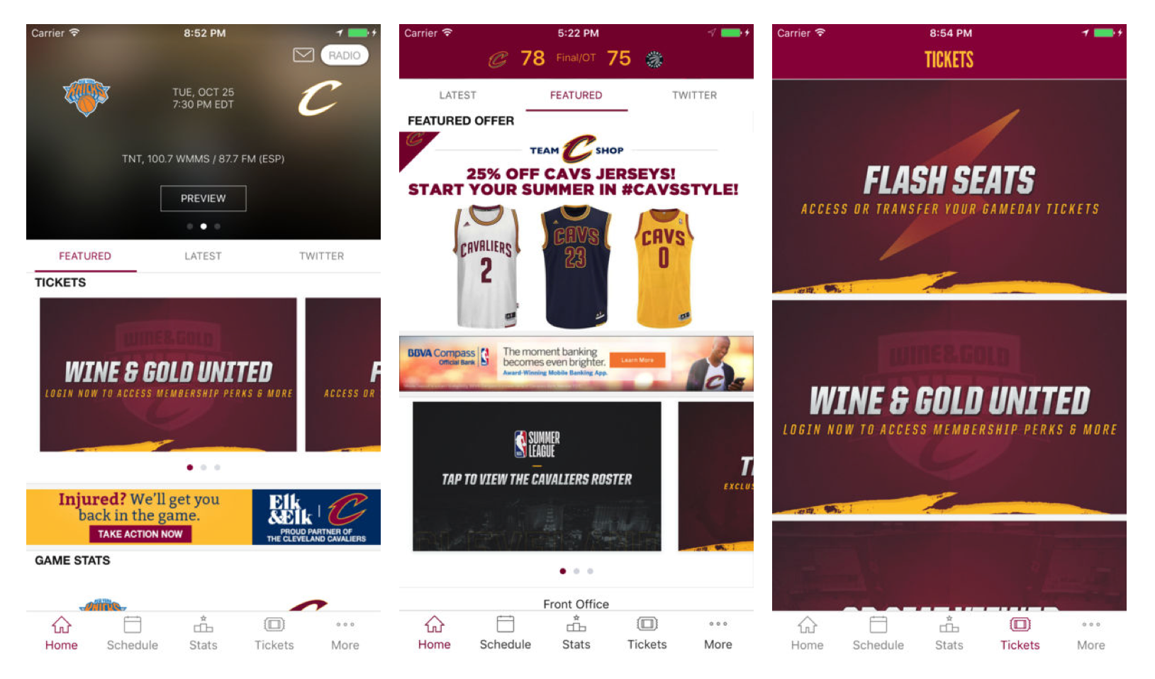 cleveland-cavaliers-mobile-app-screenshots