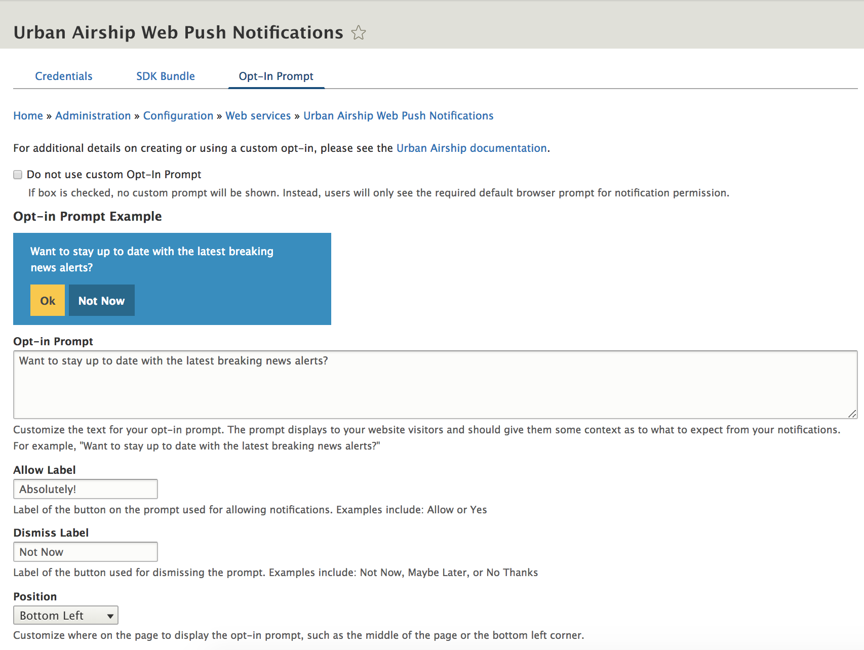 drupal-opt-in-prompt-settings-urban-airship-web-notifications.png