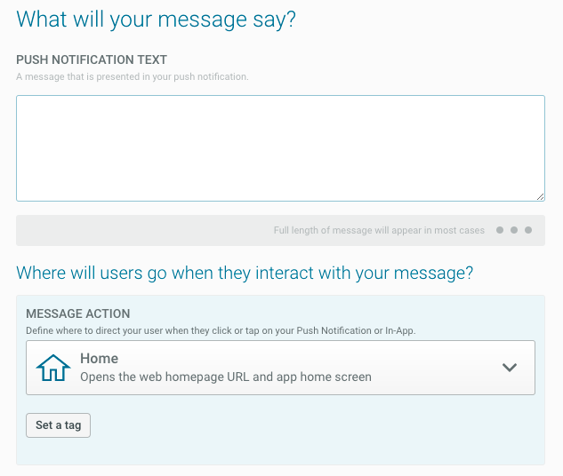 entering-push-notification-text-in-urban-airship-engage-user-interface