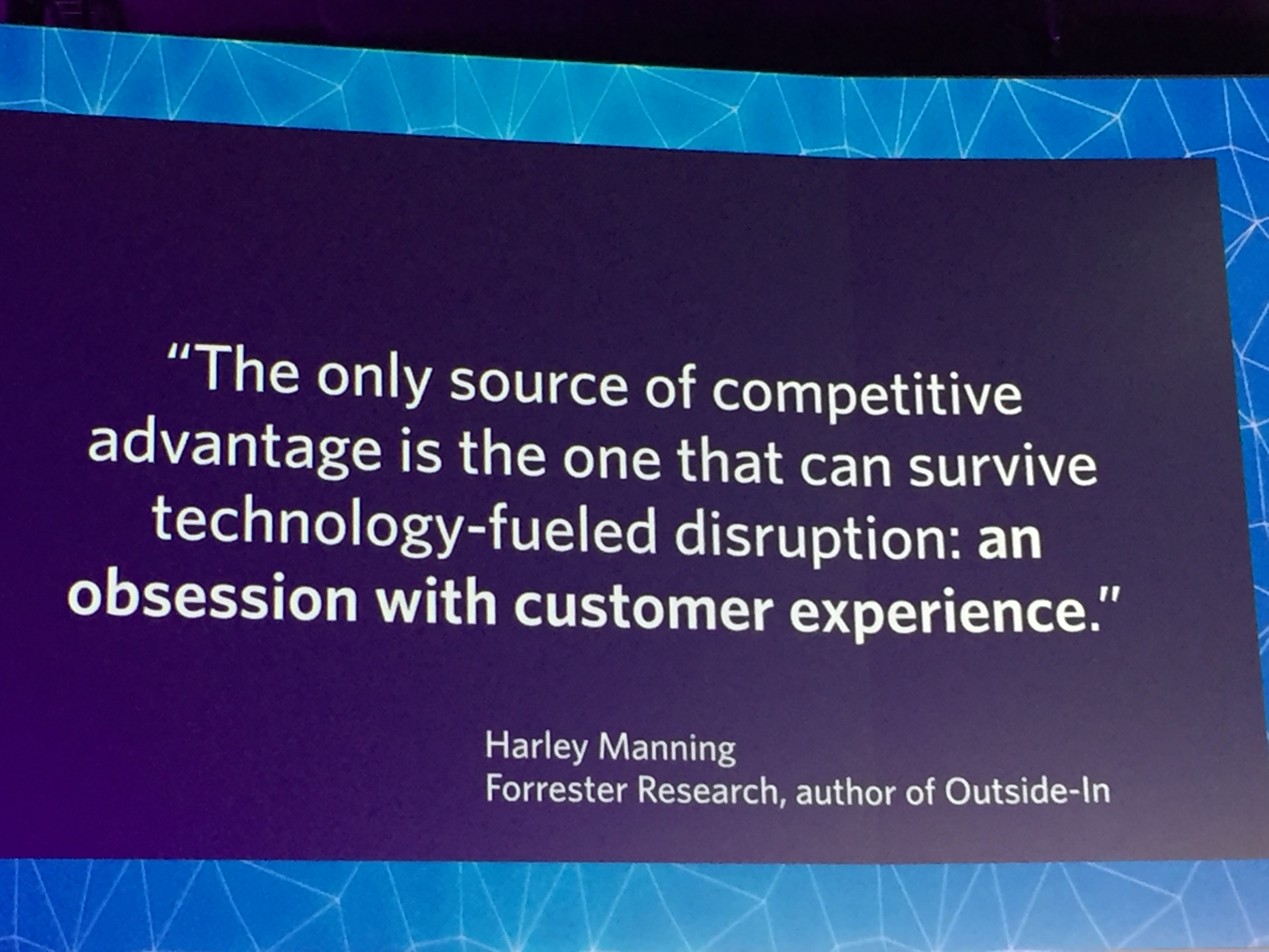 forrester-customer-experience-quote-harley-manning