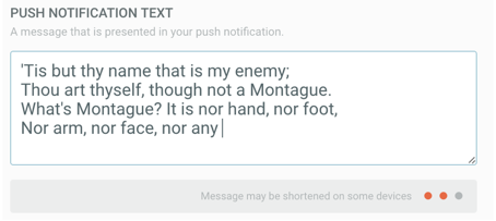 text-limit-warning-orange-urban-airship-engage-composer-screenshot