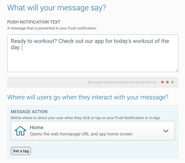 Enhancing Your Location-Based Messaging: Learn About Our New