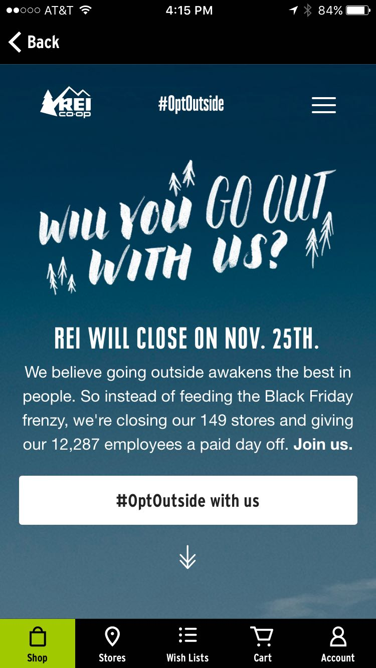 rei-app-landing-page-will-you-go-out-with-us-screenshot