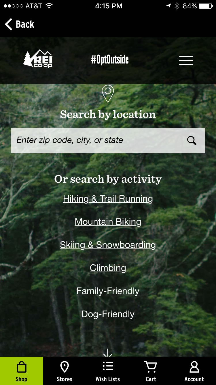 rei-app-search-by-location-or-activity-optoutside-campaign-screenshot