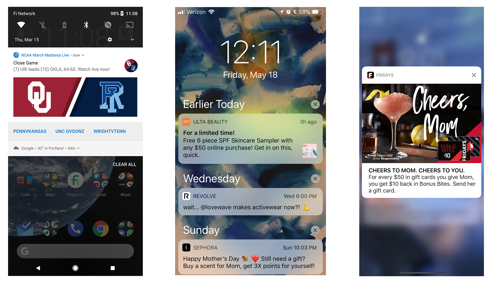 Rich Push Notifications: Mobile Marketers' FAQs | Airship