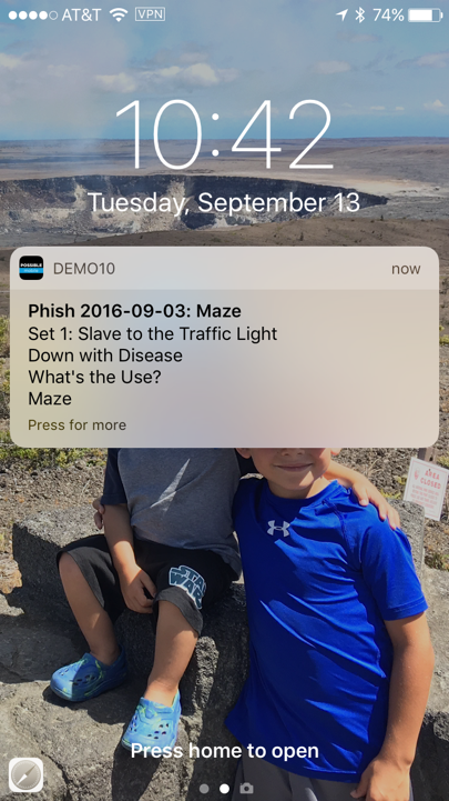 set-list-one-notification-phish-iphone-screenshot-iOS-10