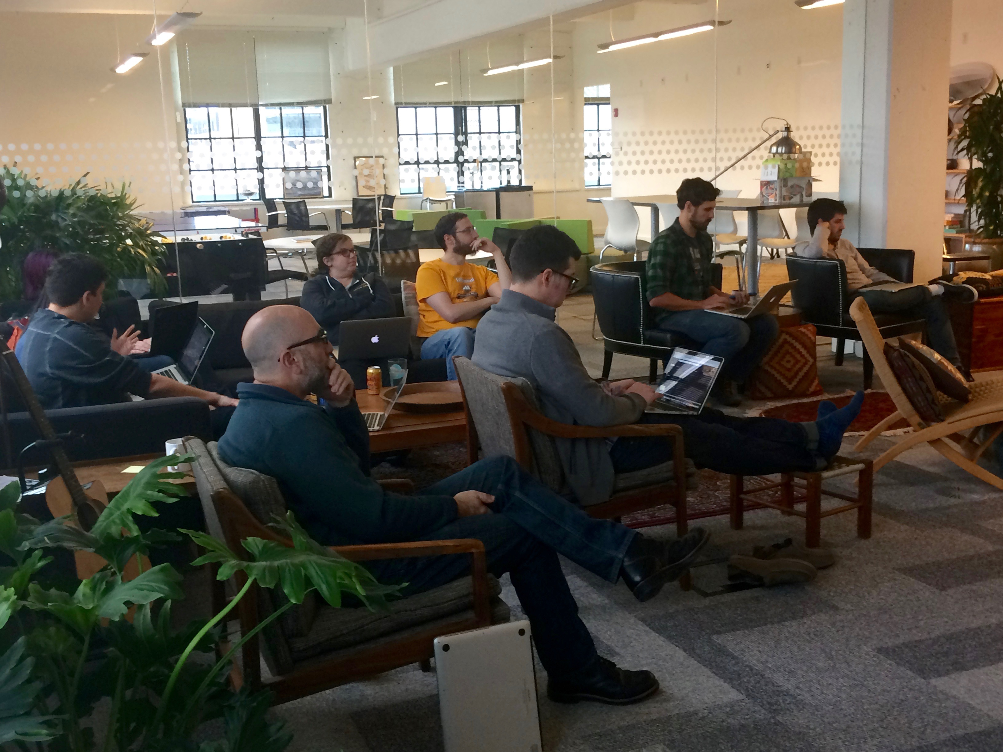 urban-airship-engineers-and-support-team-at-hack-week